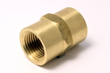"""Picture of 1"""" PIPE COUPLINGS """"STEEL"""""""