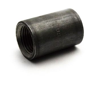 Picture of 1 HALF COUPLING BLK STEEL DOMESTIC