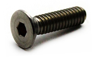 Picture for category Flat Socket Head Cap Screws
