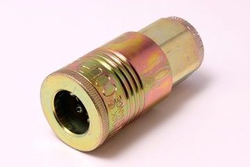 """Picture of  1/2"""" FEMALE AIR COUPLER 1/2"""" FEMALE NPT"""
