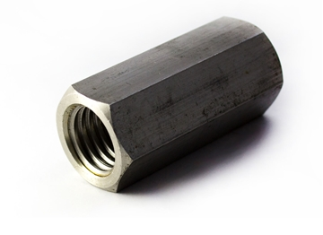 Picture of 1/4-20 X 1-1/4 X 1/2 HEX COUPLING NUT HASTELLOY